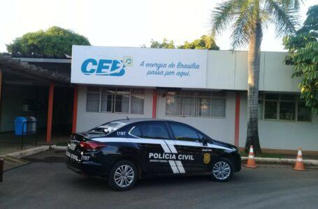 Servidores da CEB são investigados por cobrar propina em troca do fornecimento de energia no DF