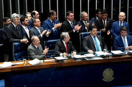Senado aprova em 2º turno a reforma da previdência