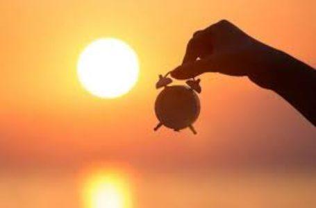Horário de verão gera economia de 2,7% no DF
