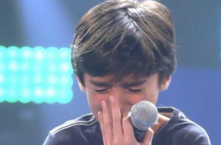 The Voice Kids: reação de menino a cadeiras viradas derrete a internet
