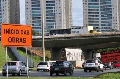 Liberada obra do túnel rodoviário sob a Av. Central de Taguatinga