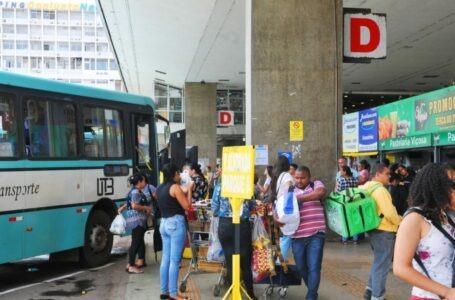 Passageiros aprovam mudança do terminal do entorno