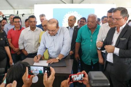 Assinada ordem de serviço para o Túnel de Taguatinga