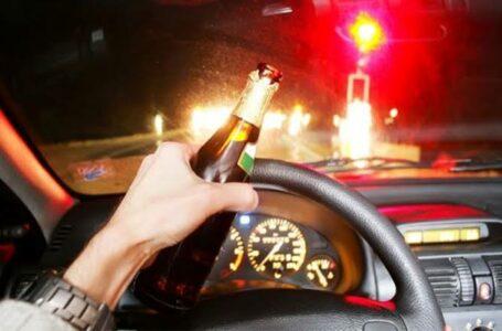 Mais de 400 motoristas foram autuados por embriaguez