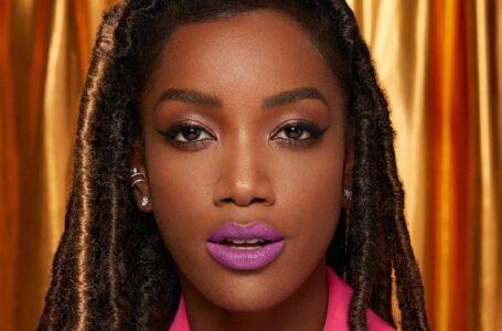 Iza cria batom para peles negras em parceria com a MAC