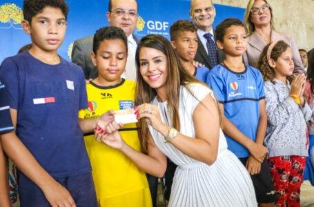 GDF lança programa Cartão-Creche com vaga para 5 mil crianças
