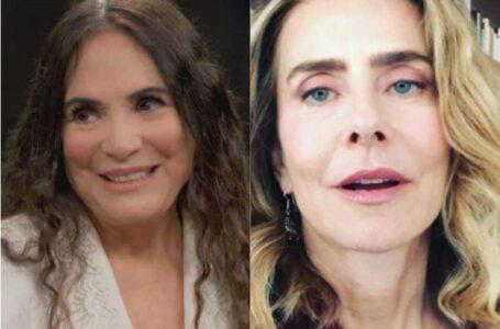 Famosos se manifestam após posse de Regina Duarte