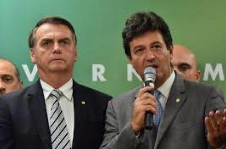 Coronavírus: Protagonismo de Mandetta na crise incomoda Bolsonaro