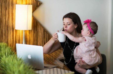 A nova rotina de mãe em meio a nova realidade ou nova normalidade