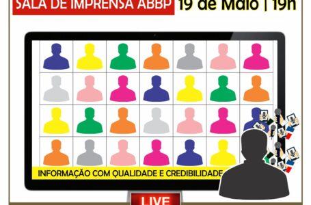 ABBP lança projeto de entrevistas coletivas online com autoridades do DF e Entorno