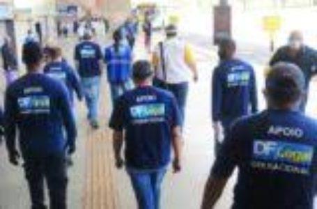 Máscaras: GDF põe 300 fiscais nas ruas; brasiliense adere ao uso