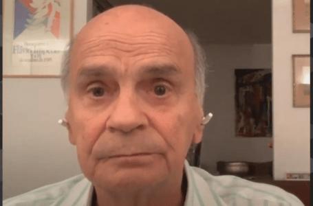 Ainda estamos no começo da epidemia no Brasil, diz Drauzio Varella
