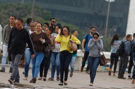 Temperatura começa a cair nas capitais brasileiras a partir de maio