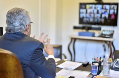 Caiado diz que Brasil será o primeiro a sair da crise