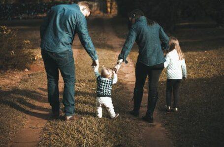 A verdadeira mãe sempre dá o primeiro passo