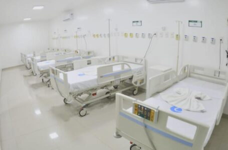 EXCLUSIVO | Em 10 dias, Governo de Goiás ativa mais 62 leitos para o tratamento da Covid-19