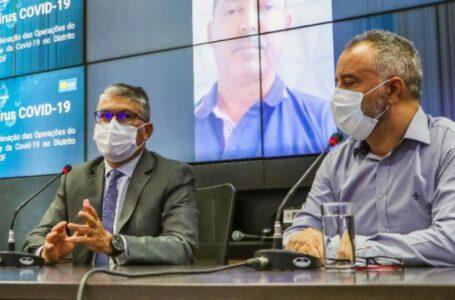Autoridades do GDF estimam que pico da pandemia ocorra até 25 de julho