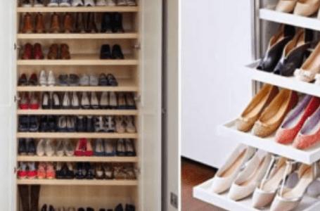 Dicas: como manter sempre em dia seus sapatos e sua sapateira