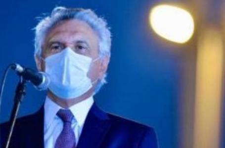 Em reforço de união com Bolsonaro, Caiado elogia auxílio emergencial