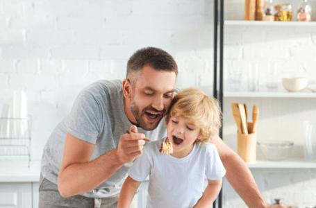 A importância da presença e participação paterna no cuidado da família