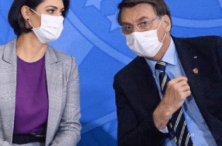 Queiroz depositou R$72 mil na conta de Michelle Bolsonaro