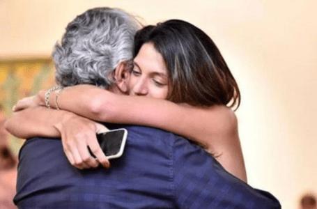 Maria, filha de Ronaldo Caiado testa positivo para coronavírus