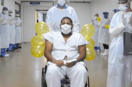 Mané Garrincha: mais de 900 pacientes tiveram alta