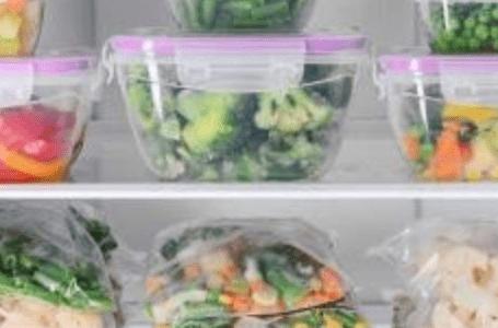 5 Dicas para organizar a geladeira e não desperdiçar comida