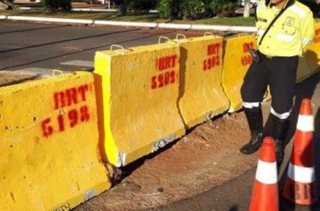 Obras do BRT interditam a Av. Independência a partir desta terça