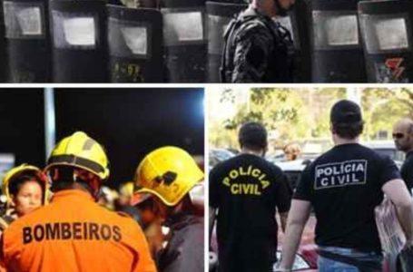 Policiais civis, PMs e bombeiros do DF podem perder reajuste salarial
