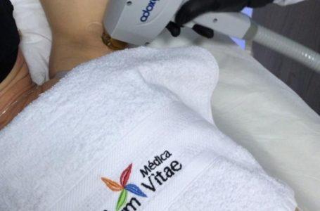 CLÍNICA BONUM VITAE   Primeiro aparelho de depilação a LED do Brasil chega em Brasília