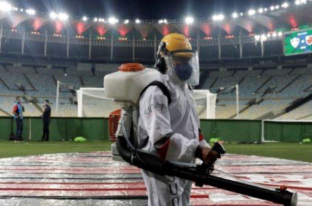 CBF e clubes mantêm proibição de torcedores em jogos do Brasileirão