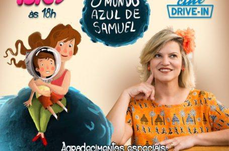 O MUNDO AZUL DE SAMUEL   Para superar o preconceito, Nyedja Gennari lança livro sobre TEA (autismo) na próxima terça (15)