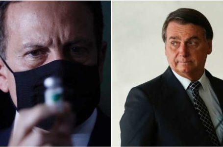 Como disputa entre Bolsonaro e Doria pode atrasar vacina contra covid-19