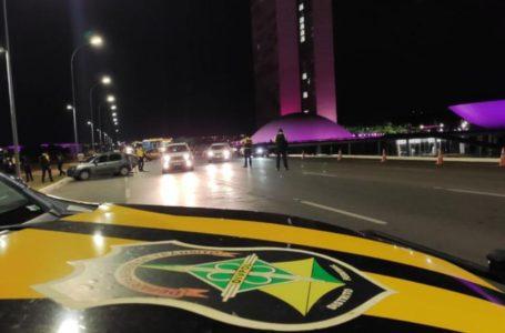 Detran-DF autua 10 motoristas embriagados
