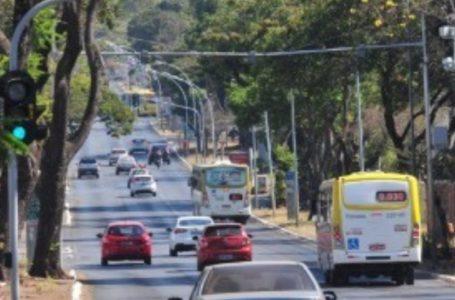 Detran-DF libera cruzamento na W3 Sul aos domingos e feriados