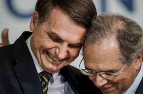 Bolsonaro: Guedes é o cara da política econômica e a palavra final é dele