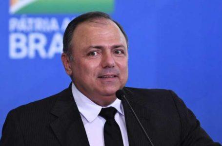 """""""Não é obrigatório vacinar 100% da população"""", diz Pazuello"""