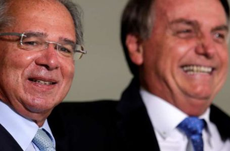 XP/Ipespe: Bolsonaro lidera as intenções de voto para 2022