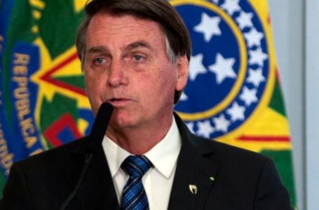 """Vacinação """"não é uma questão de Justiça"""", mas de saúde, diz Bolsonaro"""