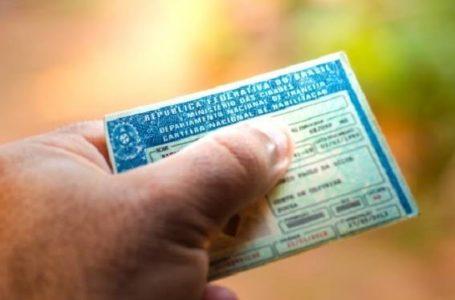Carteira de motorista para pessoas de baixa renda