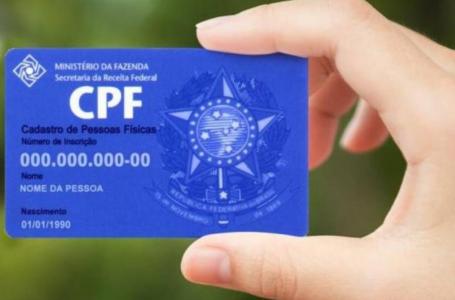 Adeus RG? Câmara aprova projeto que torna CPF o único número de identificação