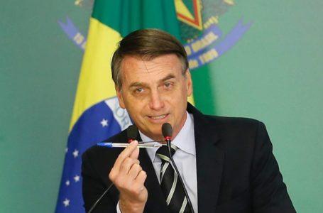 Bolsonaro vai assinar MP com valor de R$1.100 para salário mínimo a partir de 1º de janeiro