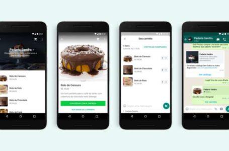 WhatsApp lança carrinho de compras no Brasil e mais países