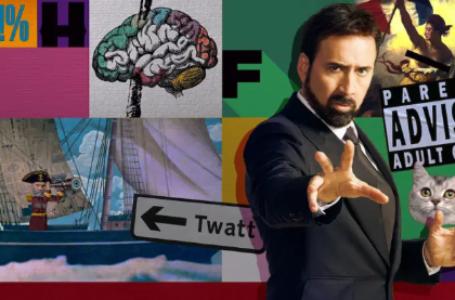 Xingar faz bem à saúde, e Nicolas Cage vai te provar em série da Netflix
