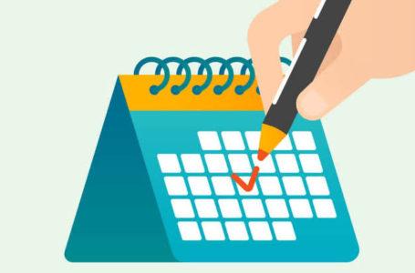 Aprovados calendários para o ano letivo de 2021