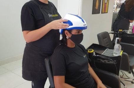 Tecnologia inovadora ajuda no fortalecimento e crescimento dos cabelos, evitando a queda capilar