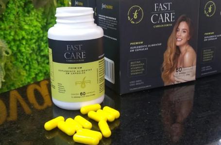 FAST ESCOVA | Complexo vitamínico possui propriedades antioxidantes, nutrientes e minerais