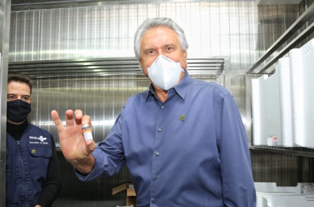 Governo de Goiás distribui neste sábado (03) as vacinas contra a Covid-19