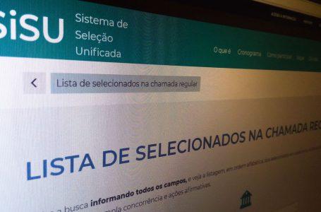 MEC prorroga prazo de inscrição para o Sisu